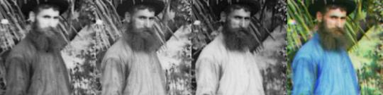 Fotografii color de acum 100 de ani