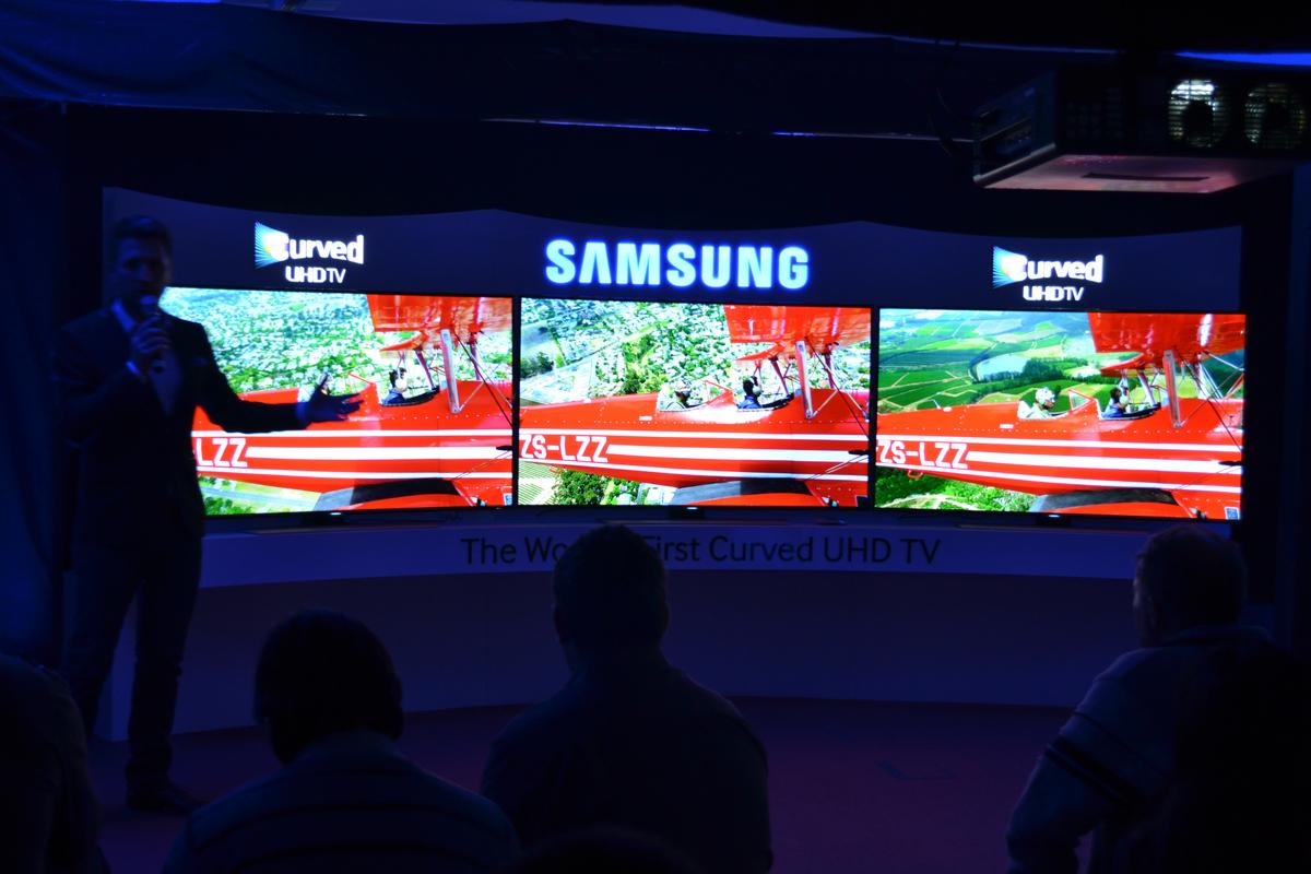 Samsung UHD TV 4K