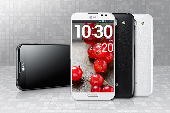 LG Optimus G Pro a fost lansat [Video]
