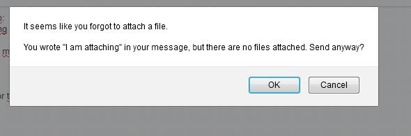Gmail te protejează de propria grabă