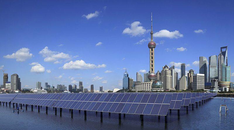 Un nou lider în producția de energie solară