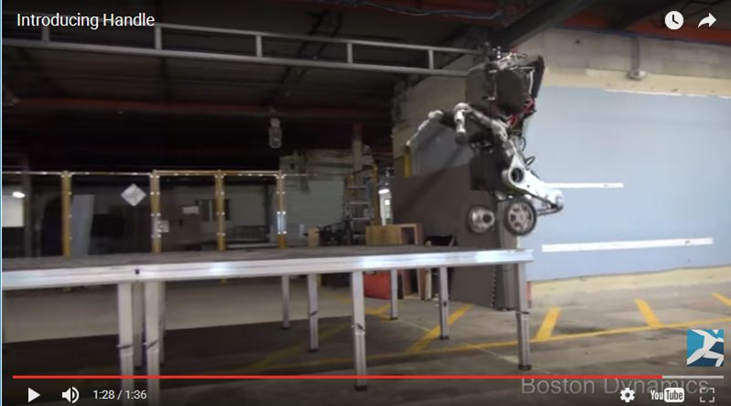 Cât de repede evoluează roboții